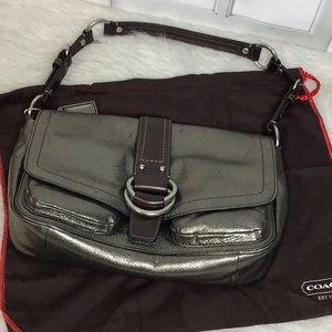 Coach w/dust bag